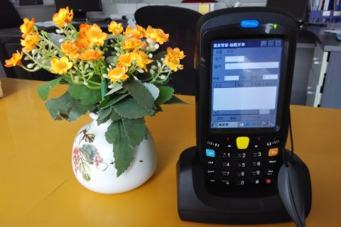 PDA移动终端配合批发管家远程抄单